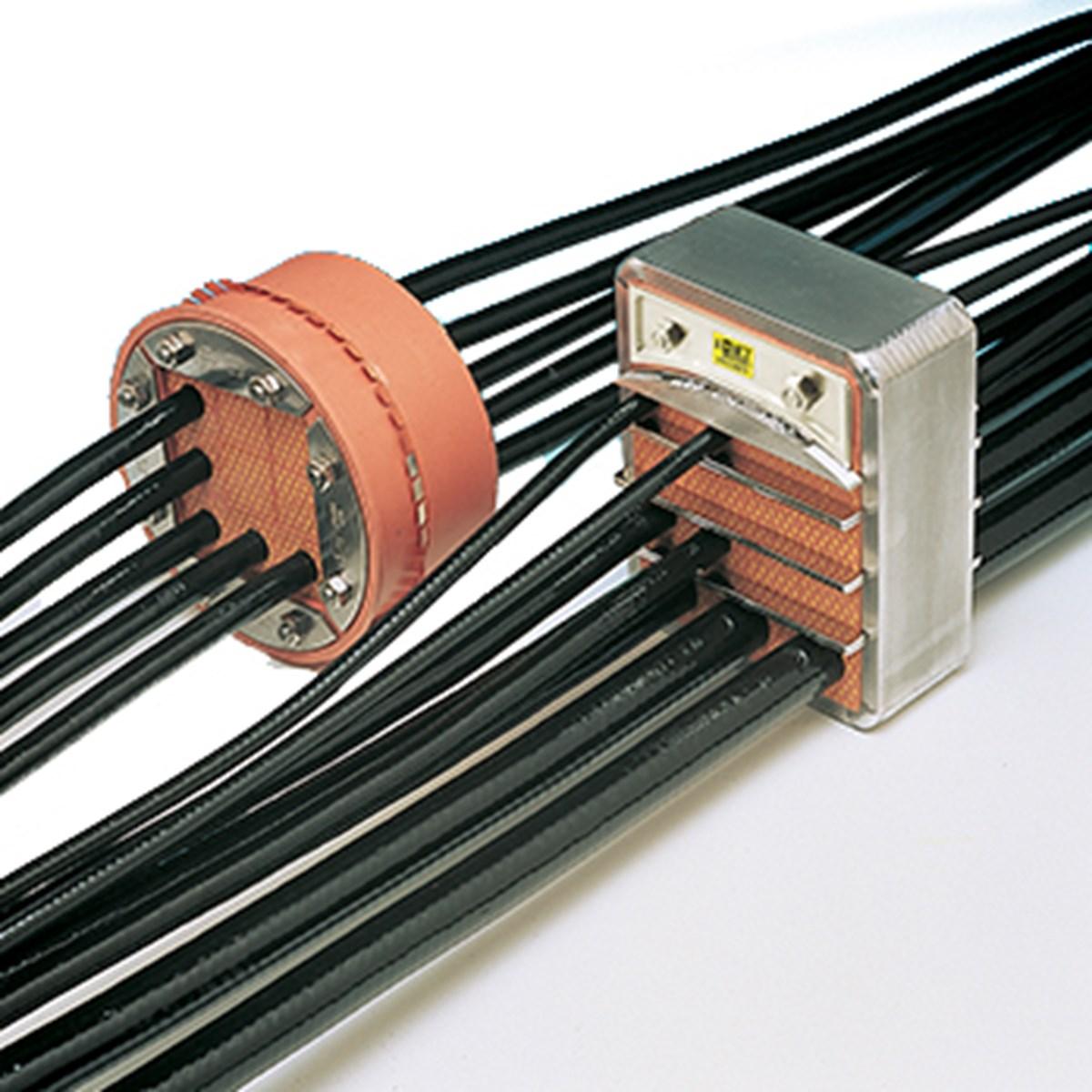 Passage De Cable Dans Cloison armoires électriques emc/iem